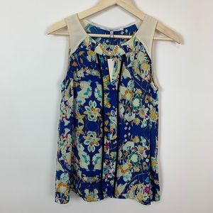 NWT small floral collective concepts Lydia tank